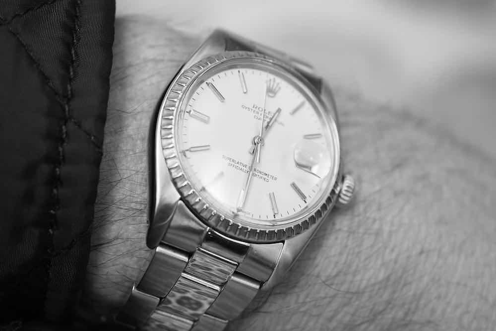 achat d'une montre