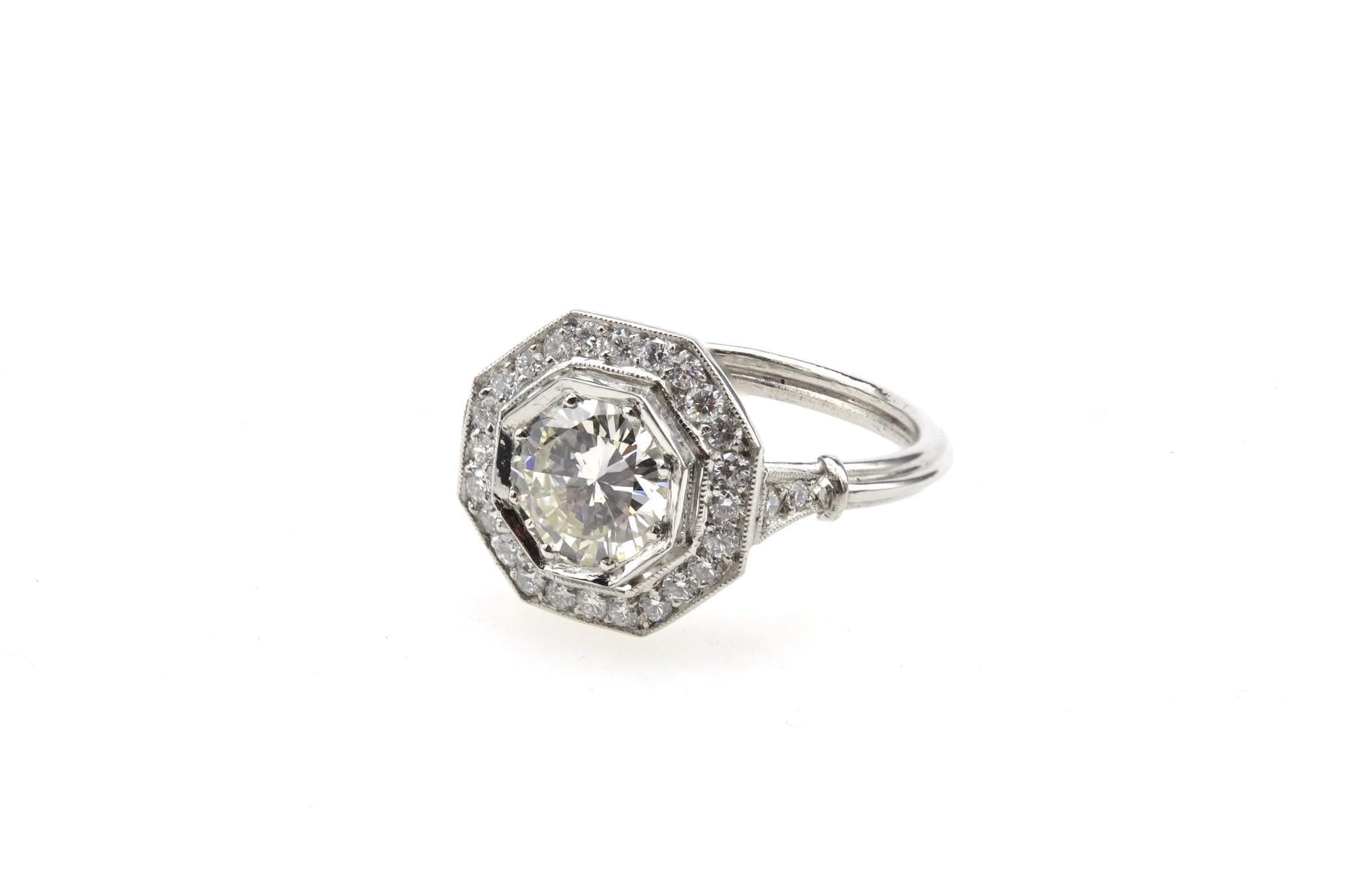 bague diamants d'occasion