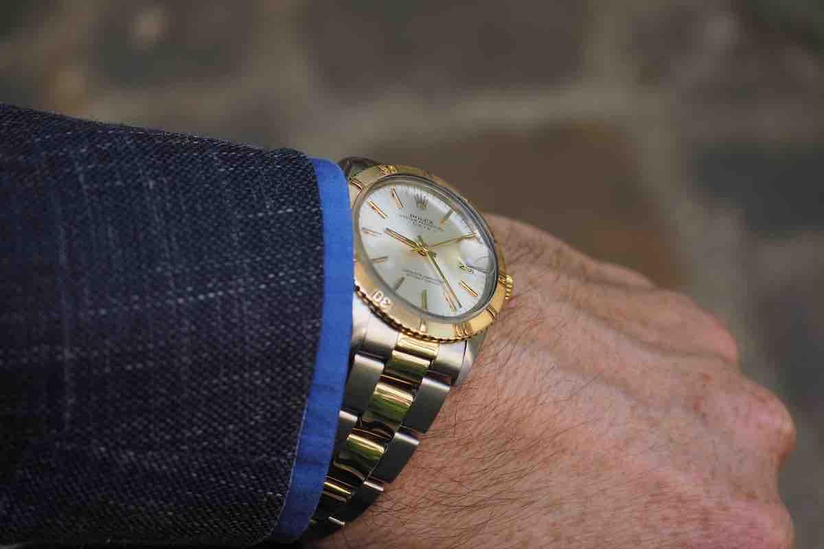 vendre montres de luxe