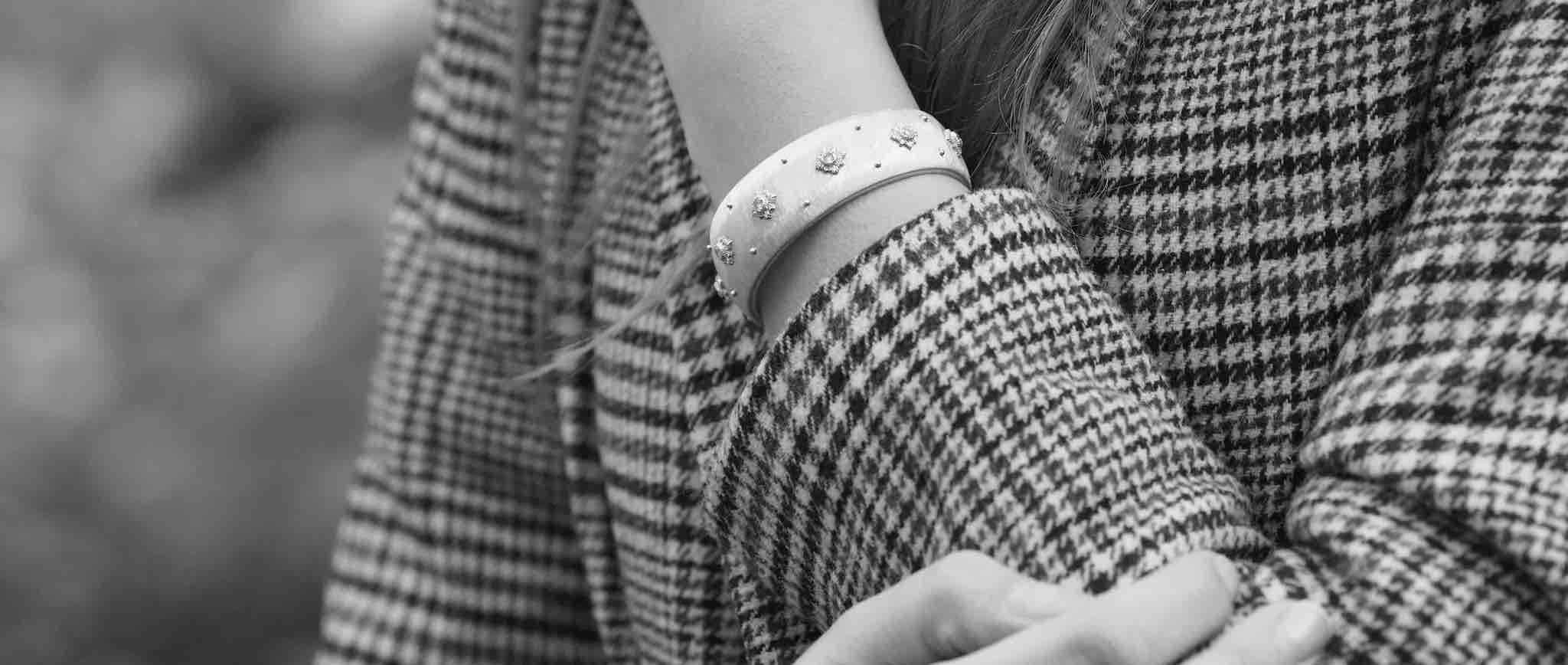 bracelet signé buccellati