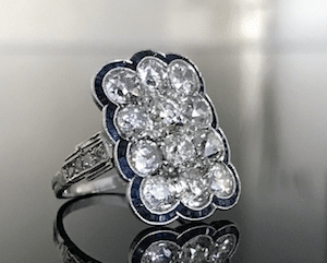 Bijoux anciens Art Deco