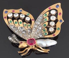 Bijoux anciens 20e siècle