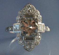 bijoux art deco diamants