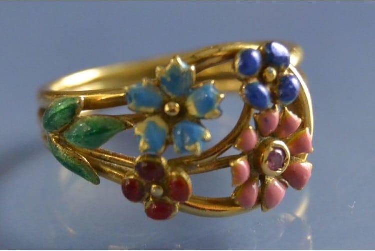 bijoux signés d'occasion