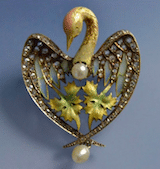 broches d'occasion anciennes