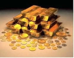 achat lingots d'or pièces d'or