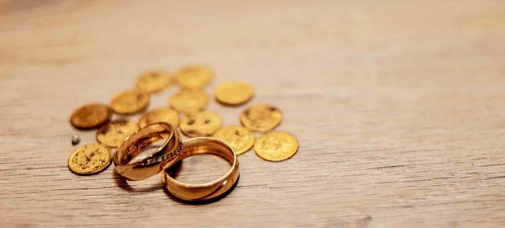 rachat or bijoux déchet or