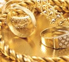 Déchet d'or et d'argent