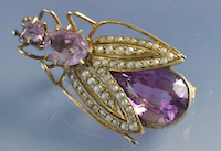 Broche ancienne, bijoux anciens