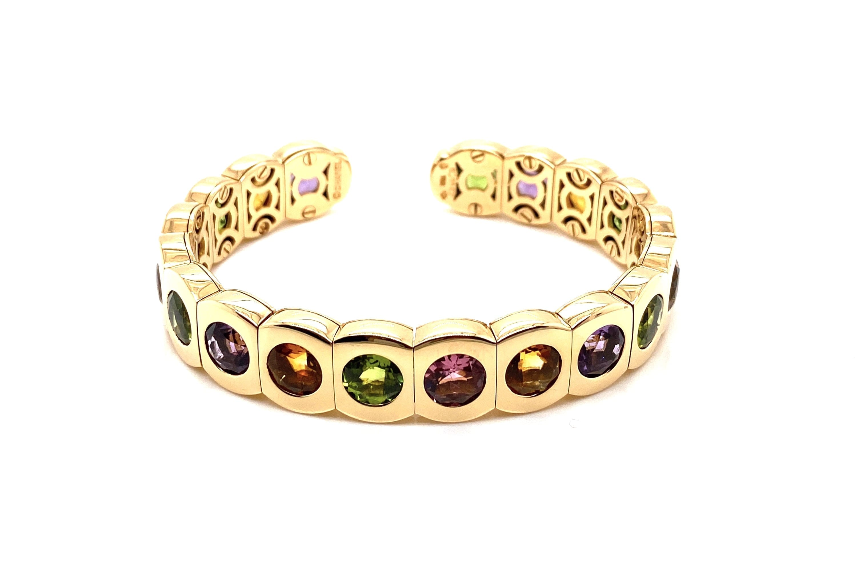 bracelet signé chanel or 18k