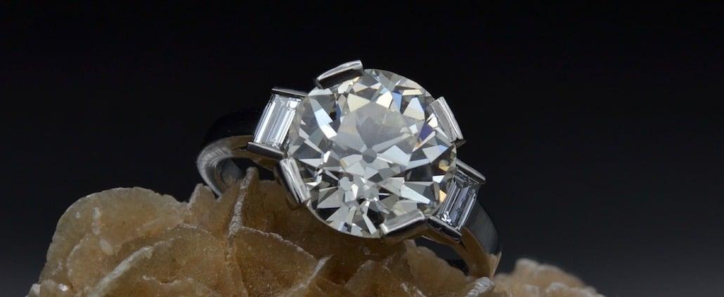 Achat de diamants