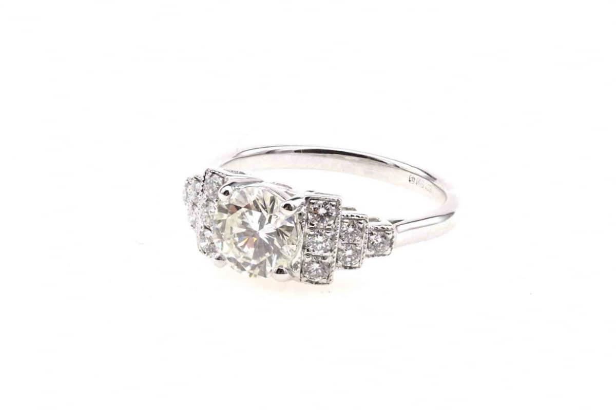 diamants style art deco