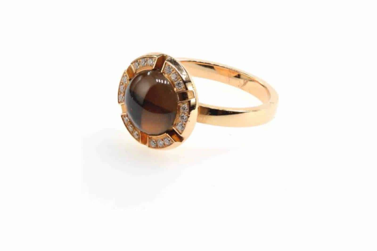 achat Bague signee Chaumet Class one