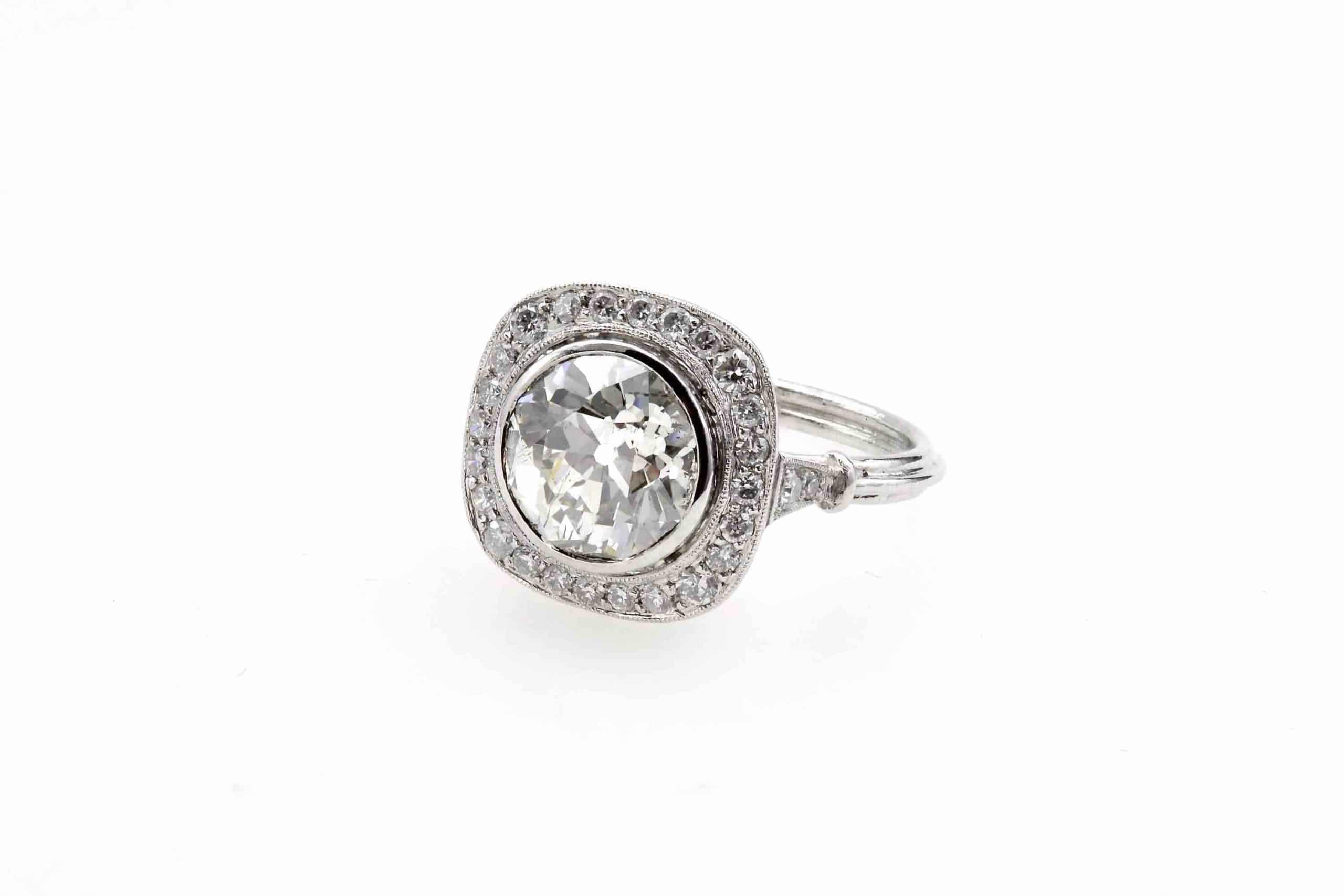 revendre diamant de taille ancienne
