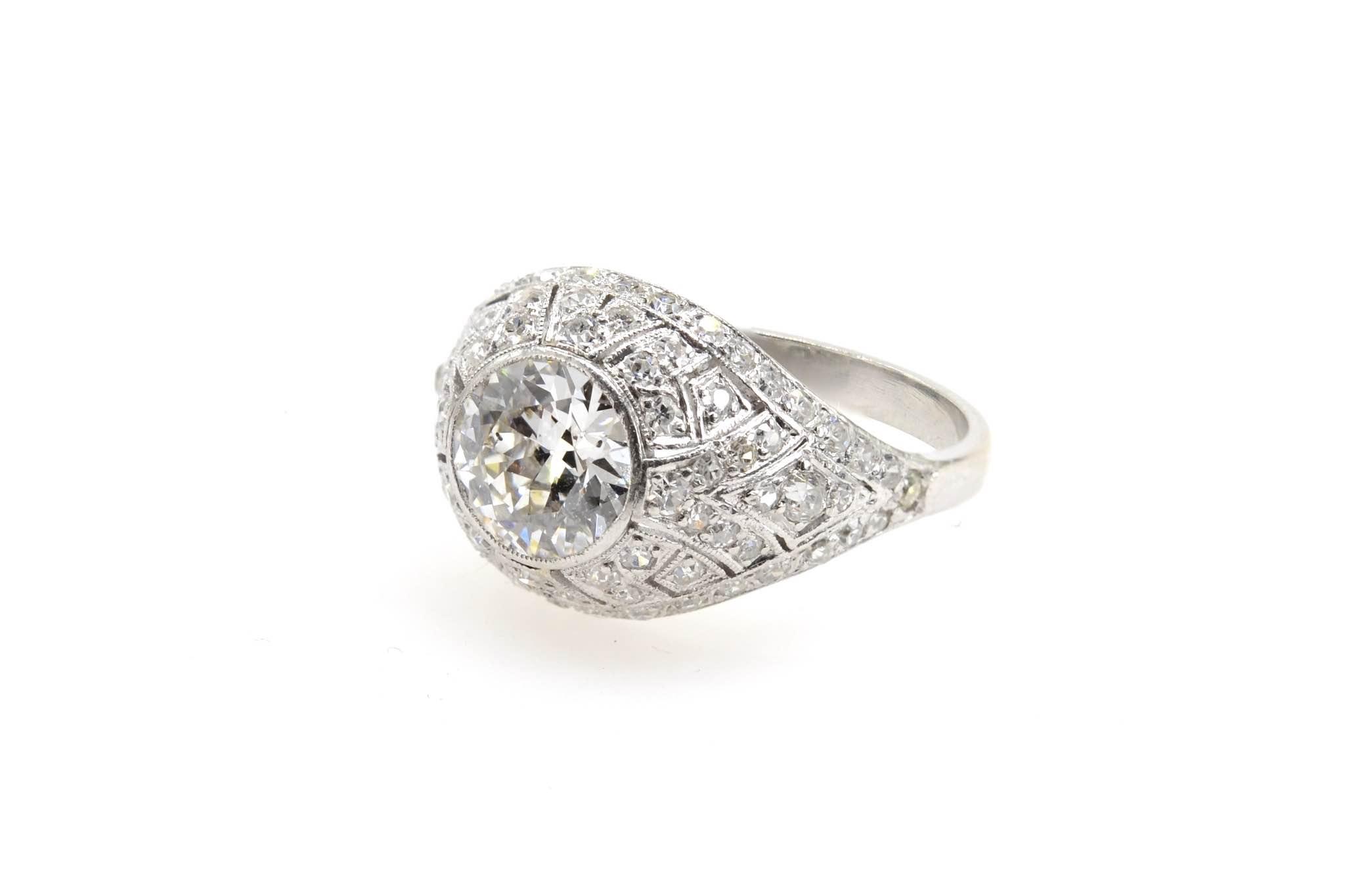 revendre diamant de taille brillant