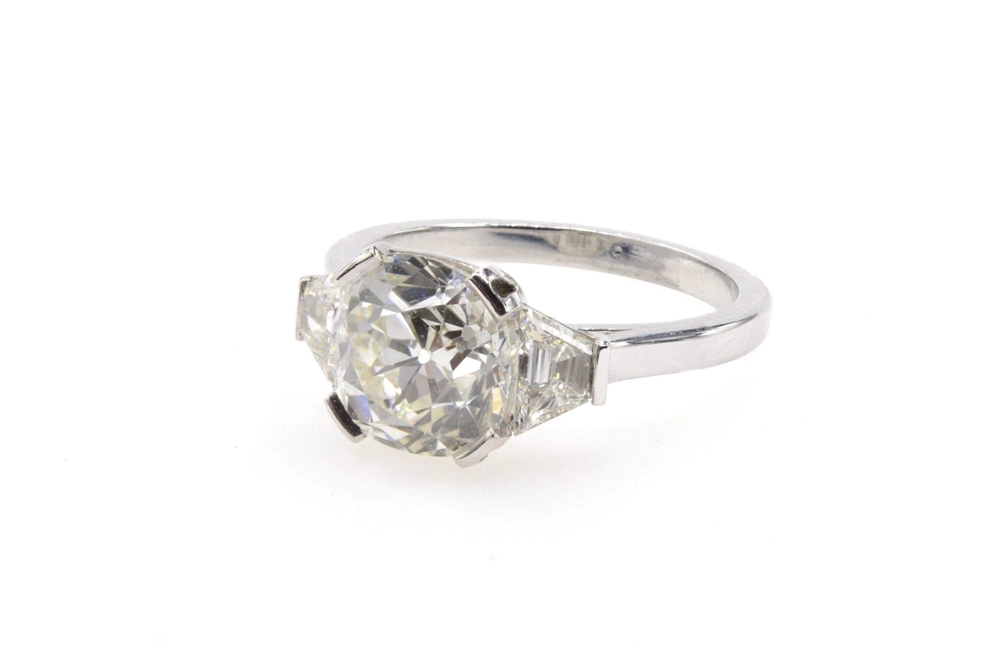 vendre Diamant de taille brillant ancienne