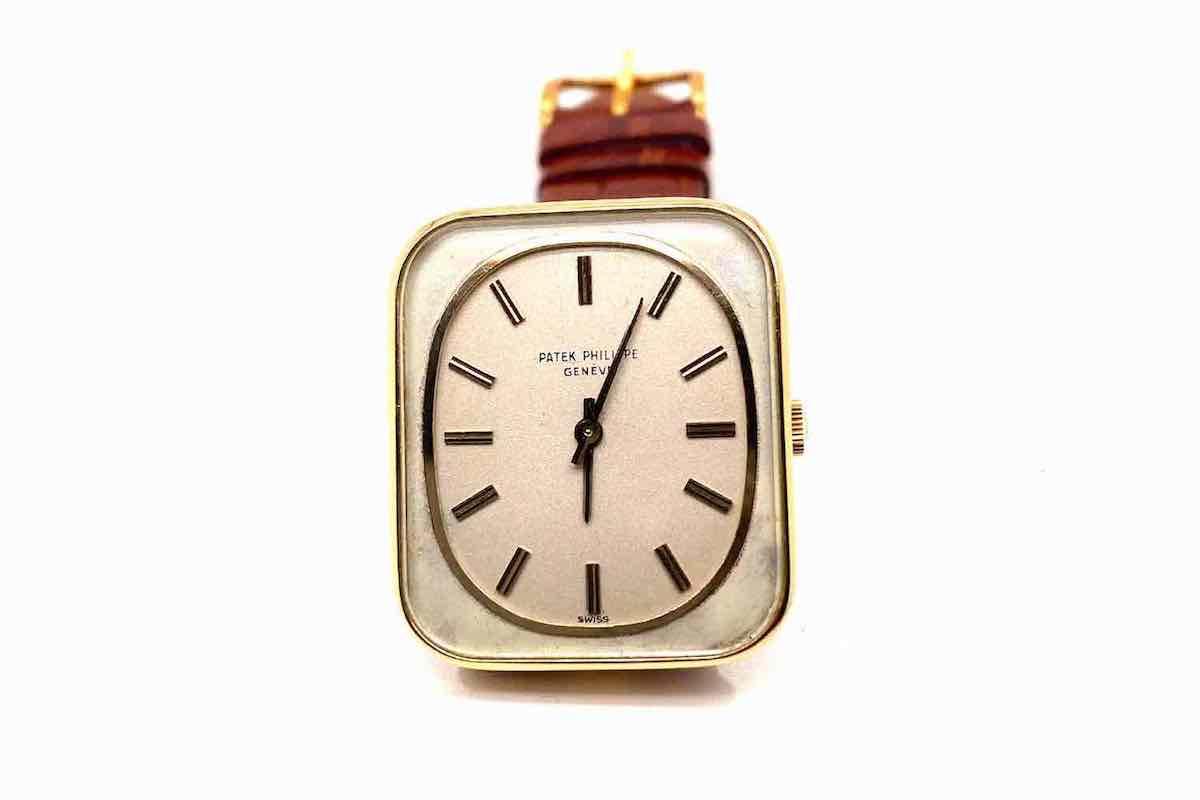 montre ancien en or