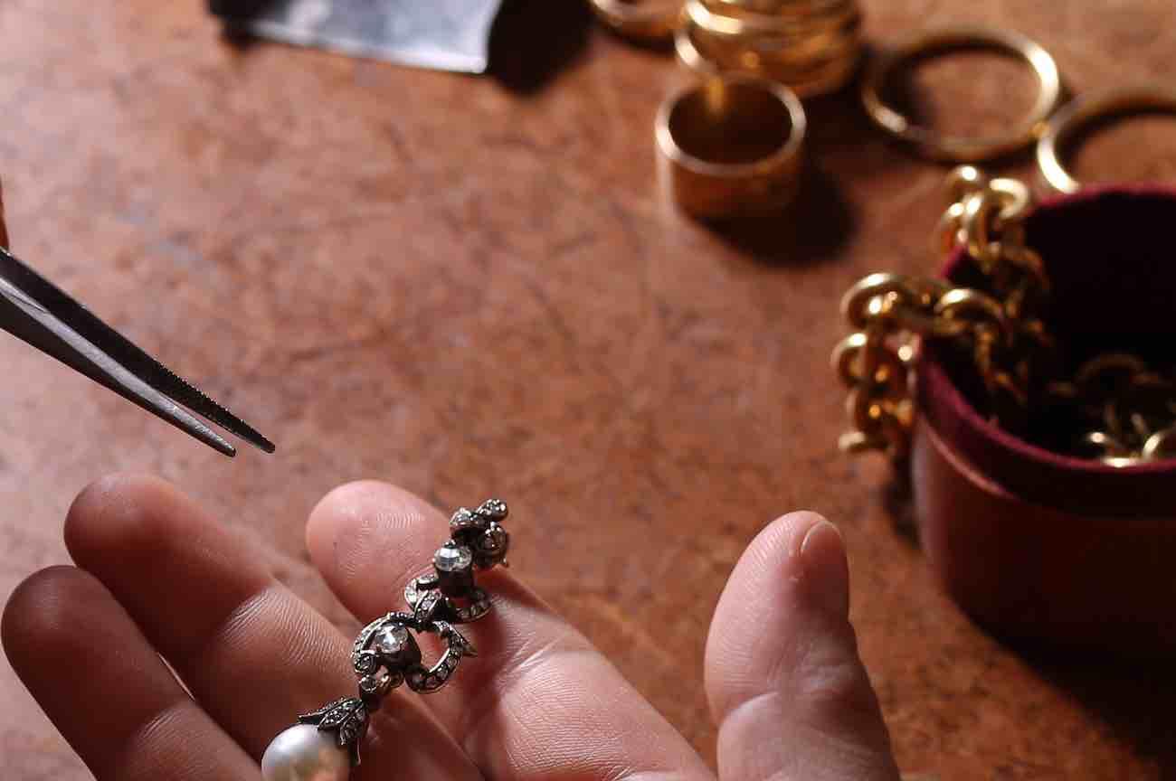 bijoux en or 18k