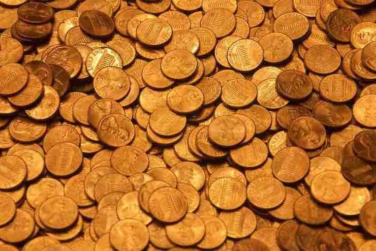 pièces de monnaie en vente