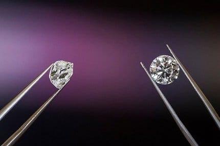 vendre diamants avec certificat