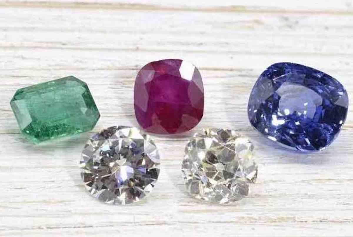achat diamants et pierre précieuses