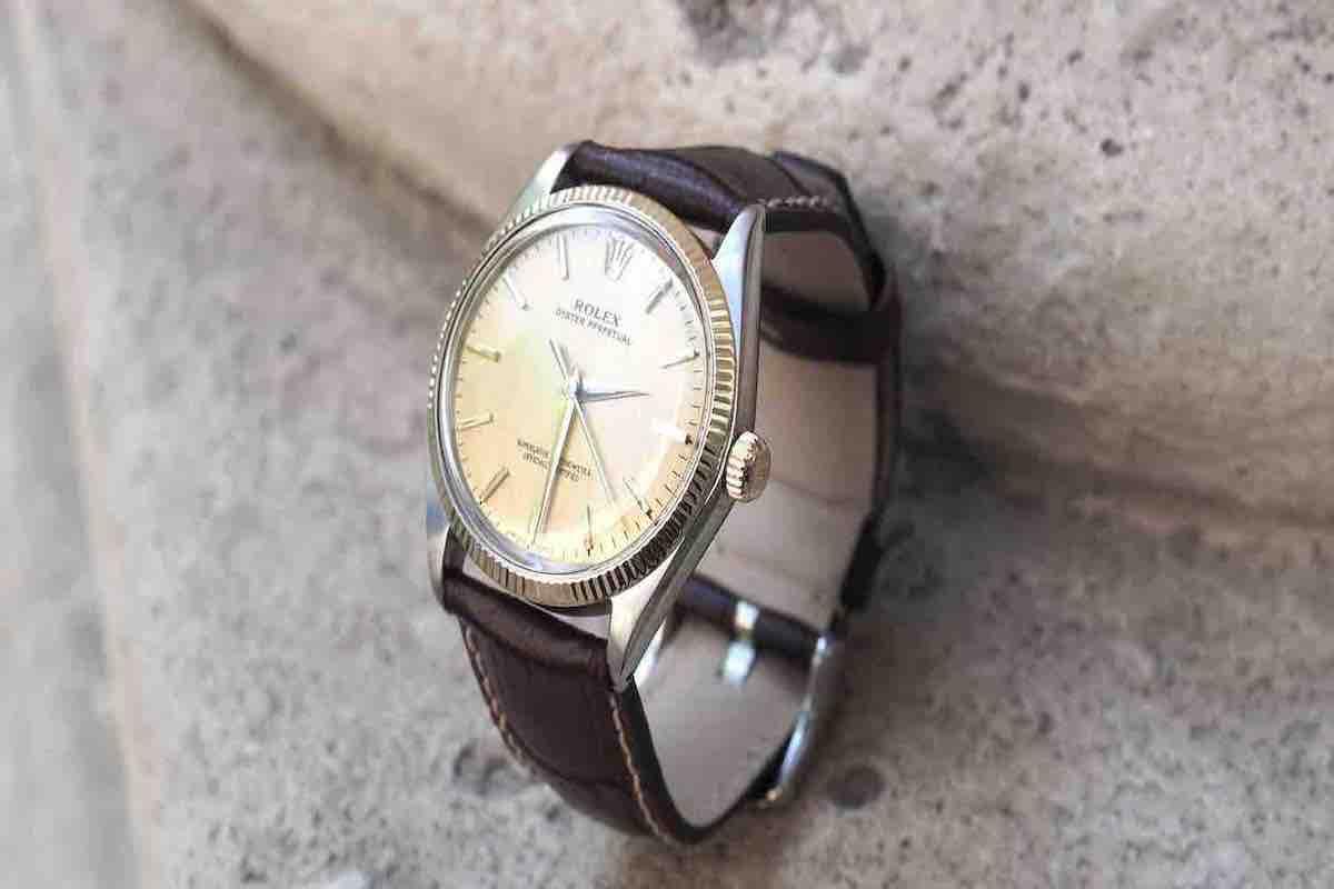 vente de montre de luxe