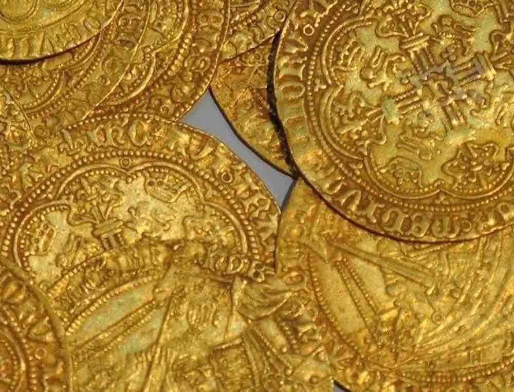 achat de pieces d'or