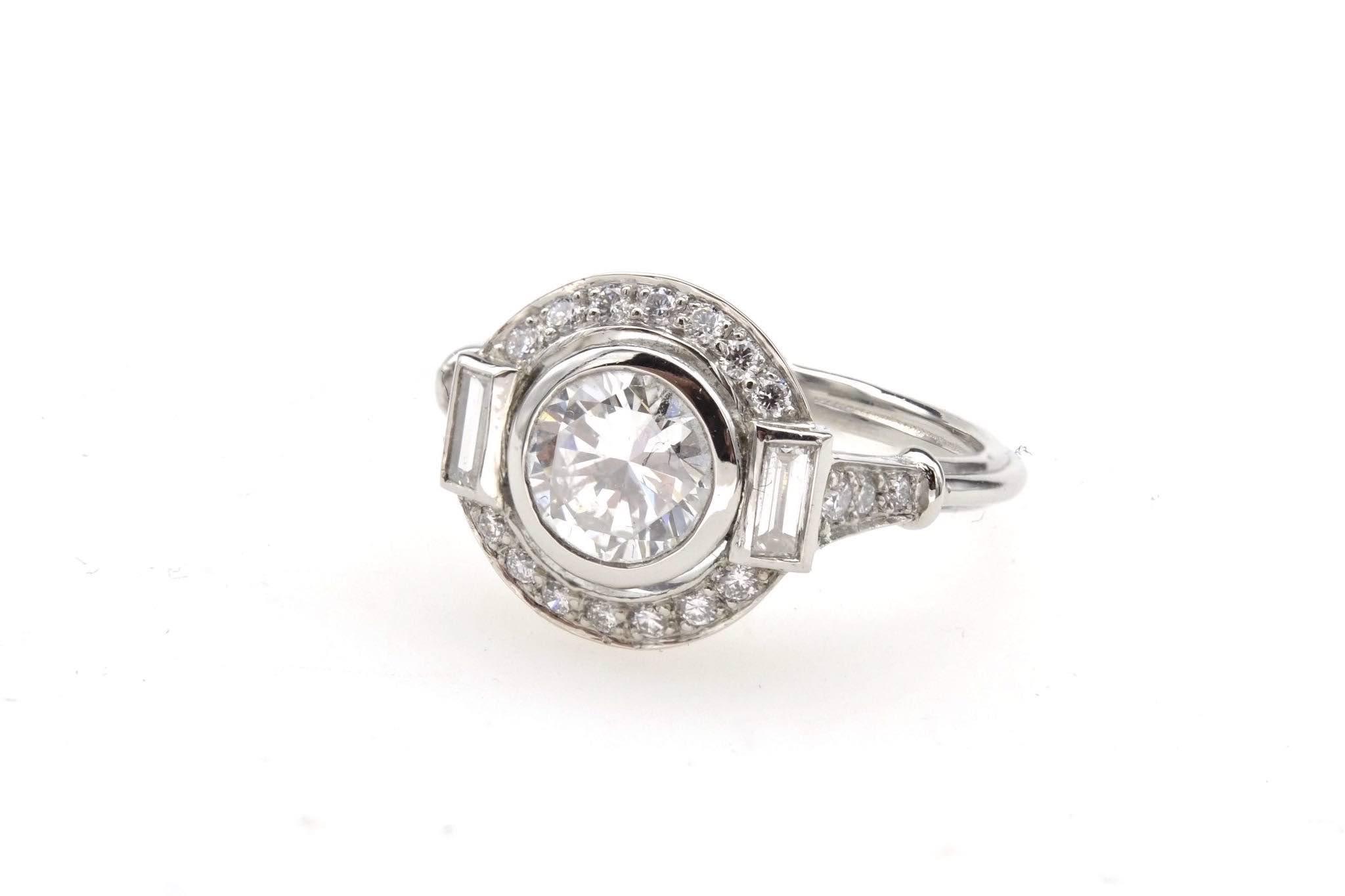 rachat diamant de taille brillant