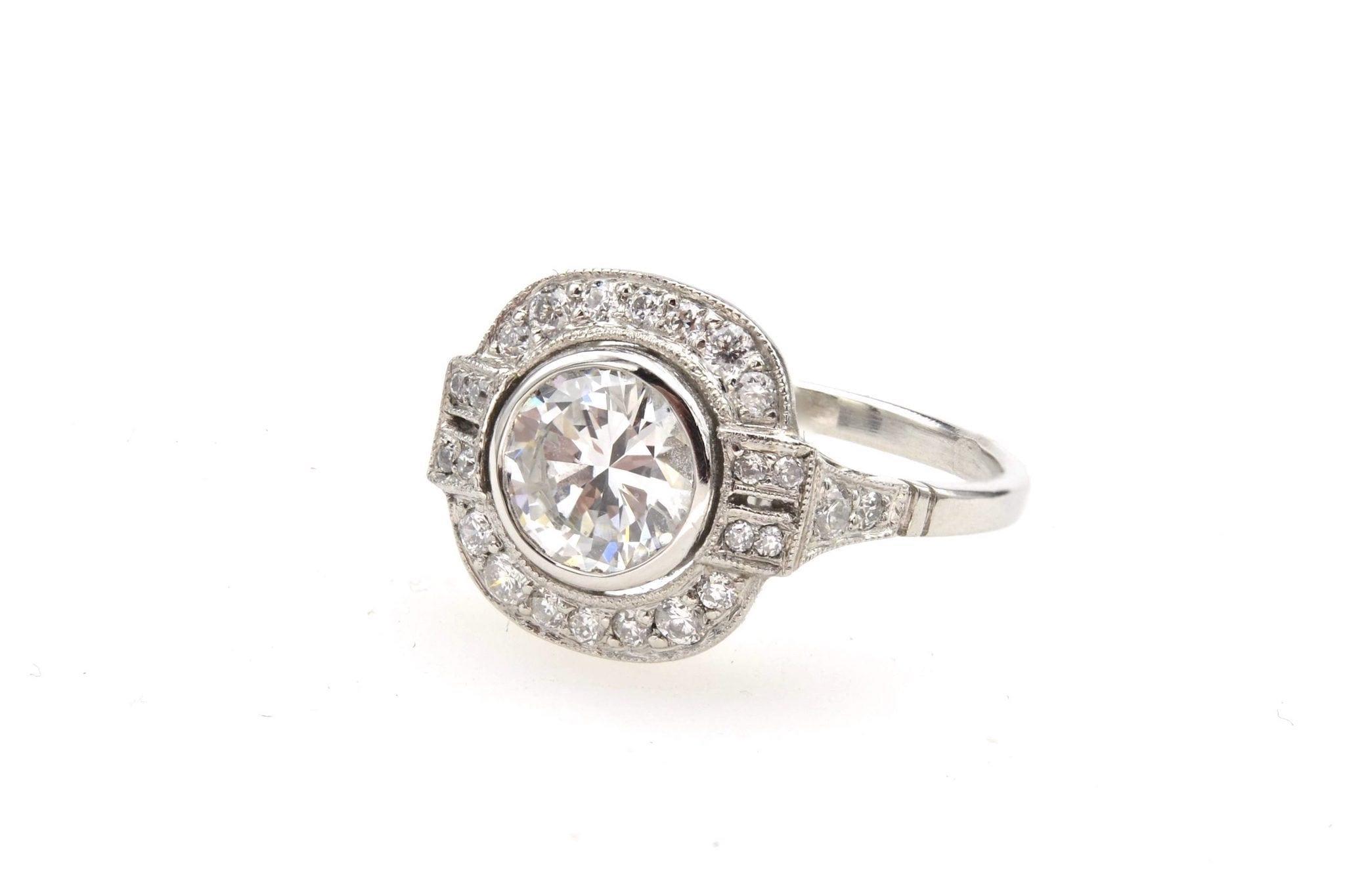 achat diamant de taille brillant