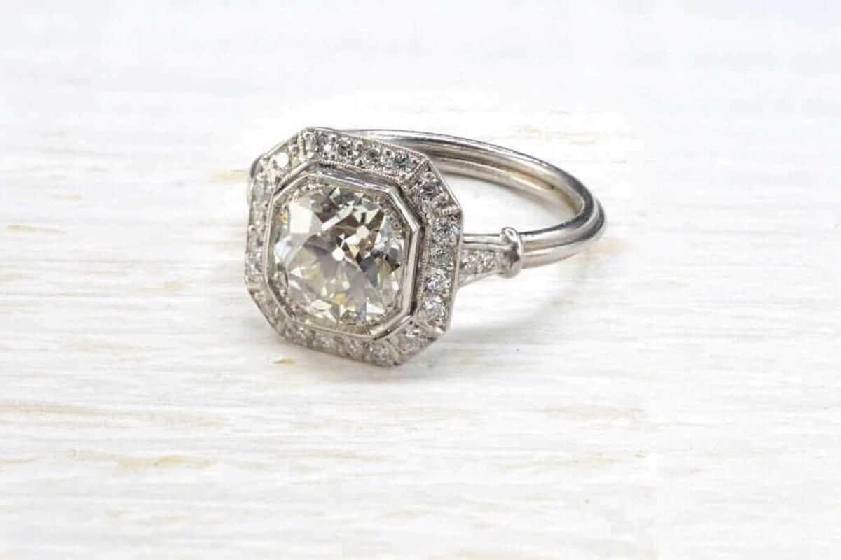 art deco diamants de luxe