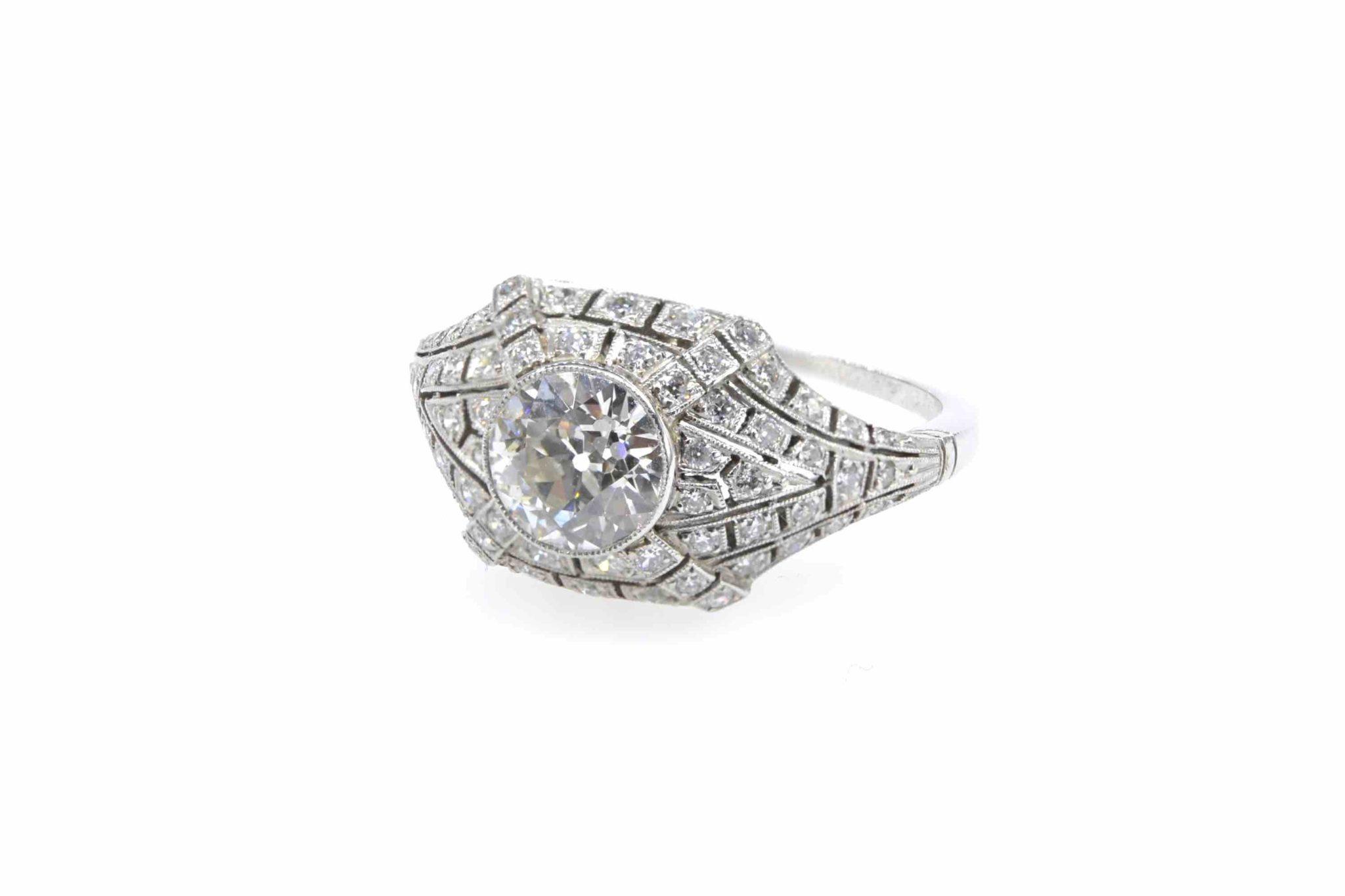 rachat bague diamant dome