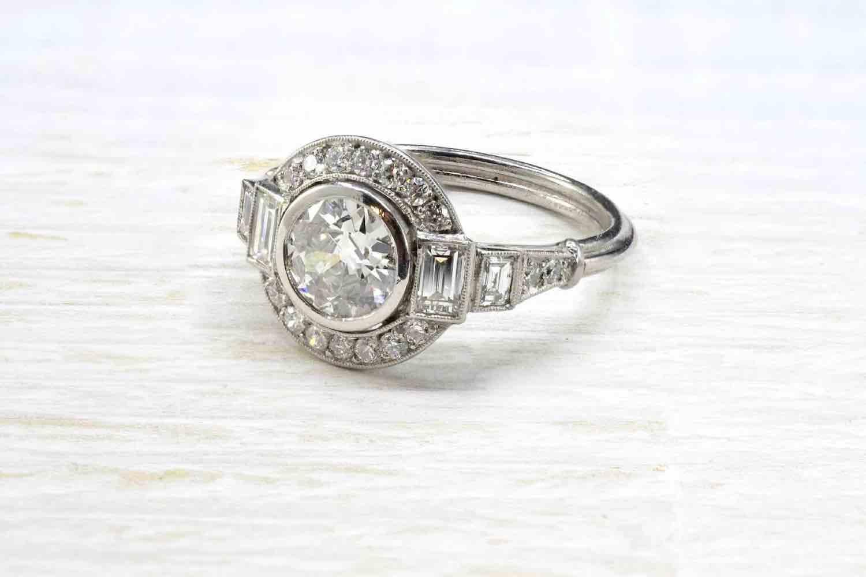 rachat bague de mariage diamant