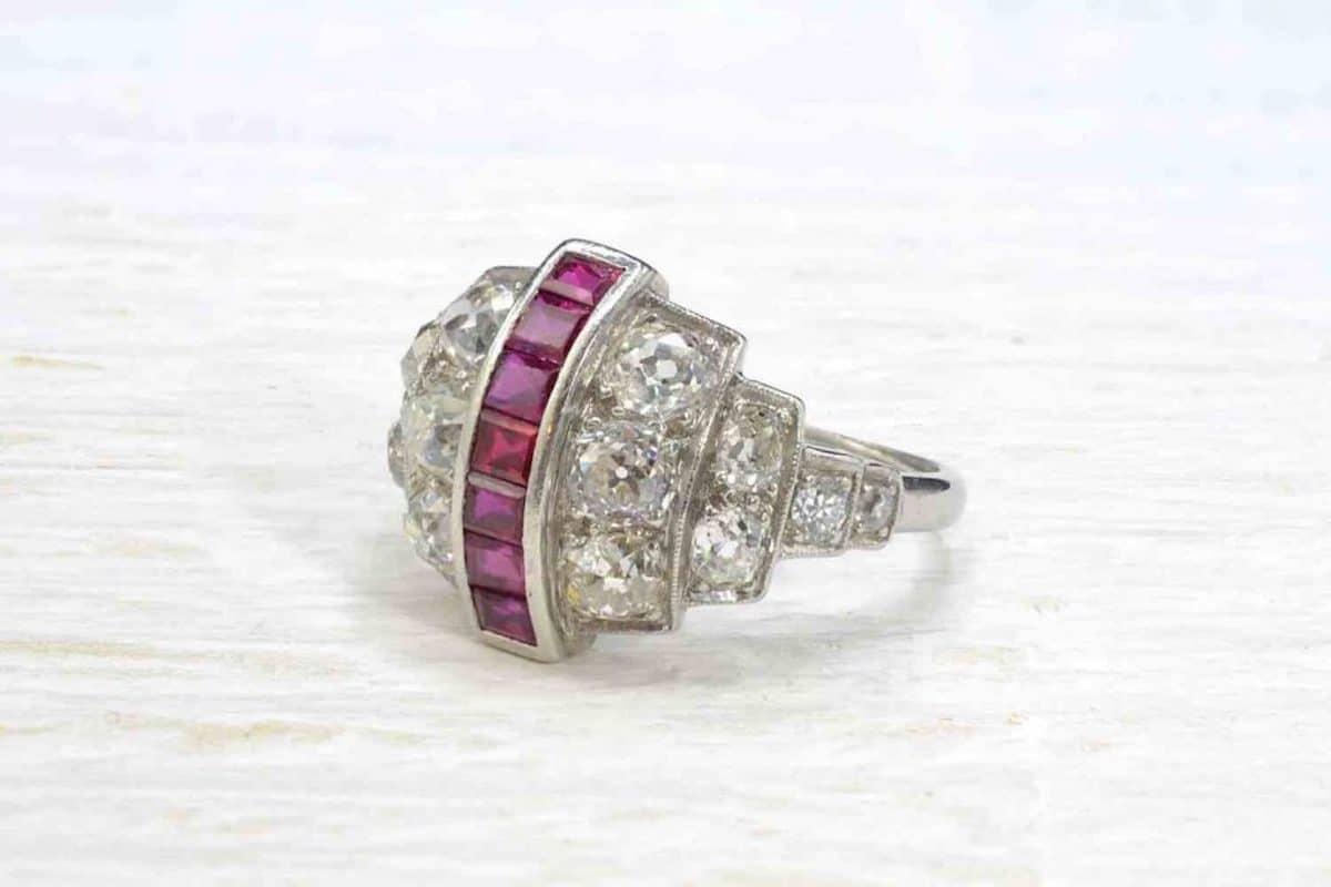 diamants et rubis