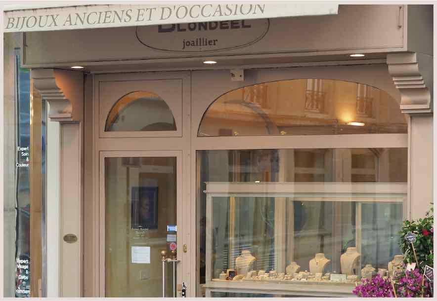 bijouterie spécialiste bijoux anciens