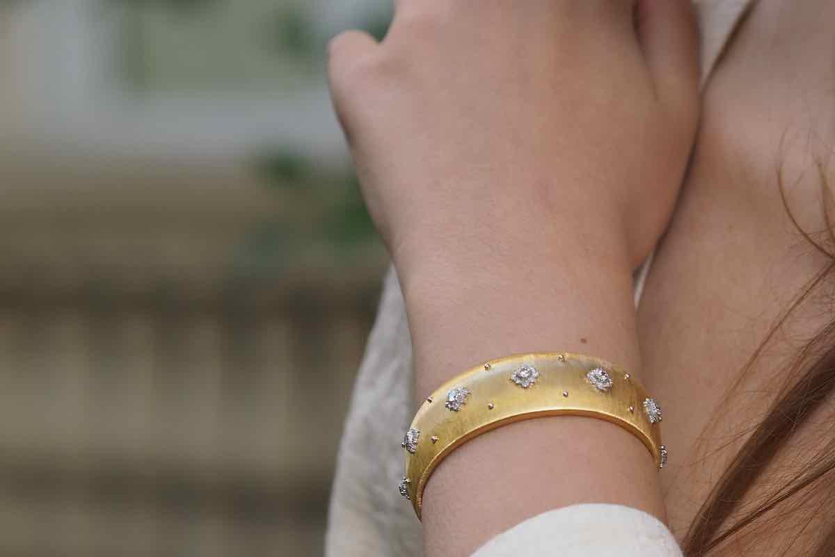 achat bracelet buccellati