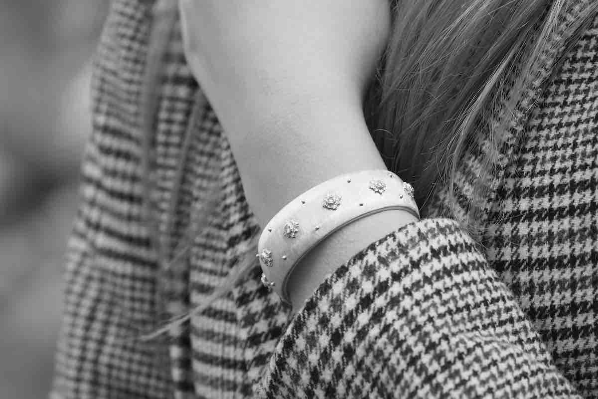 bracelet en or 18k buccellati