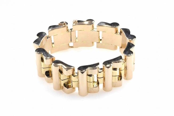 bracelet or 24k