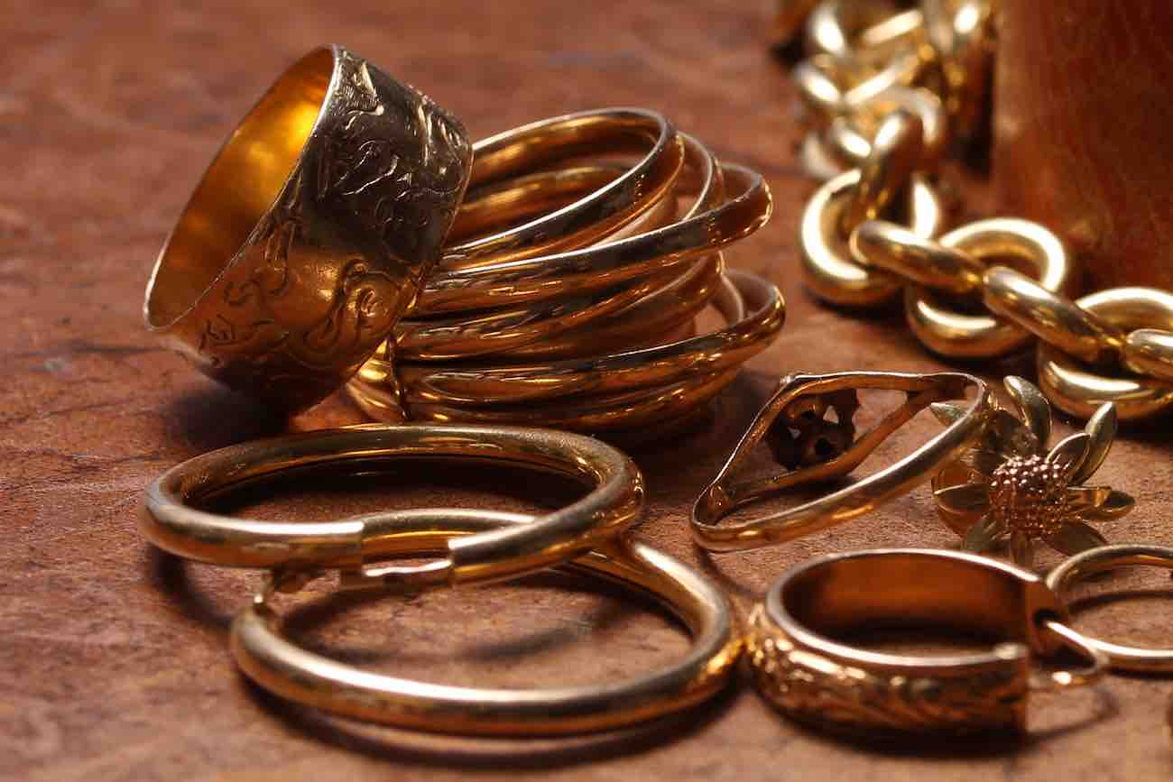 vendre or cassé