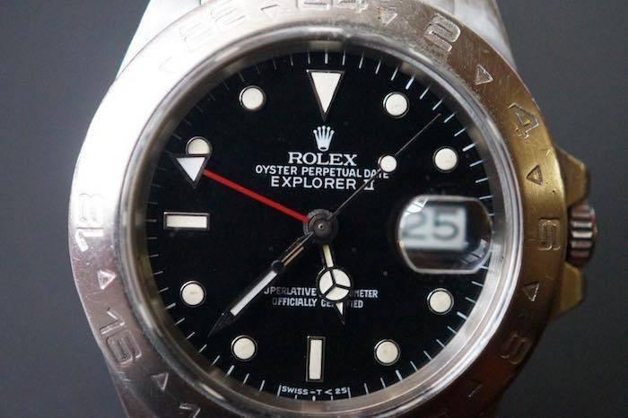 Rolex ancienne