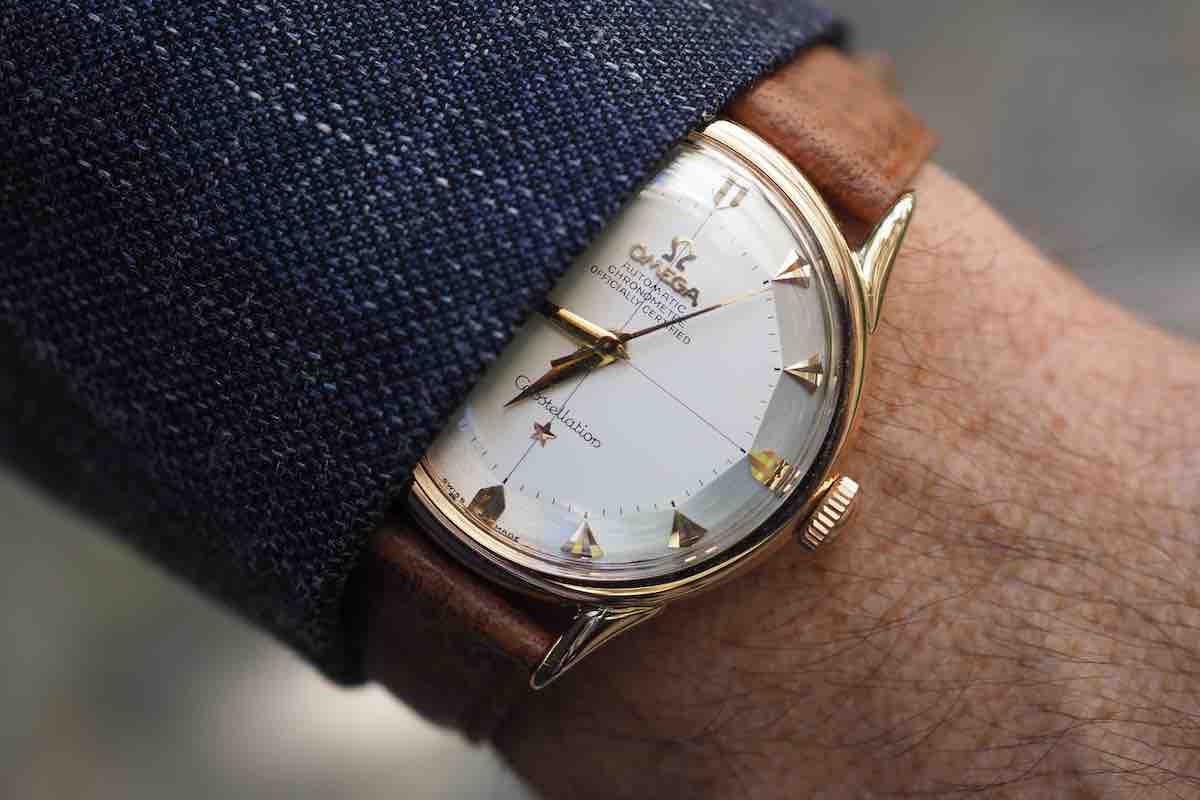 Achat montres de marque, anciennes