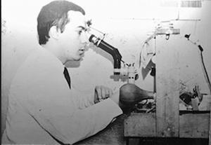 M.Bottazzi Franco, fondateur de la première société Bottazzi dans les années 60