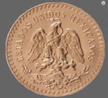 Estimation de pièces en or