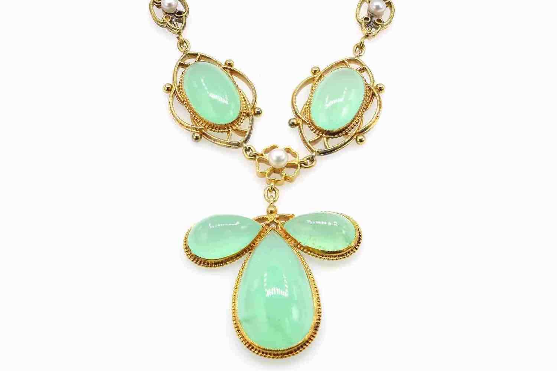 collier pendentif ancien