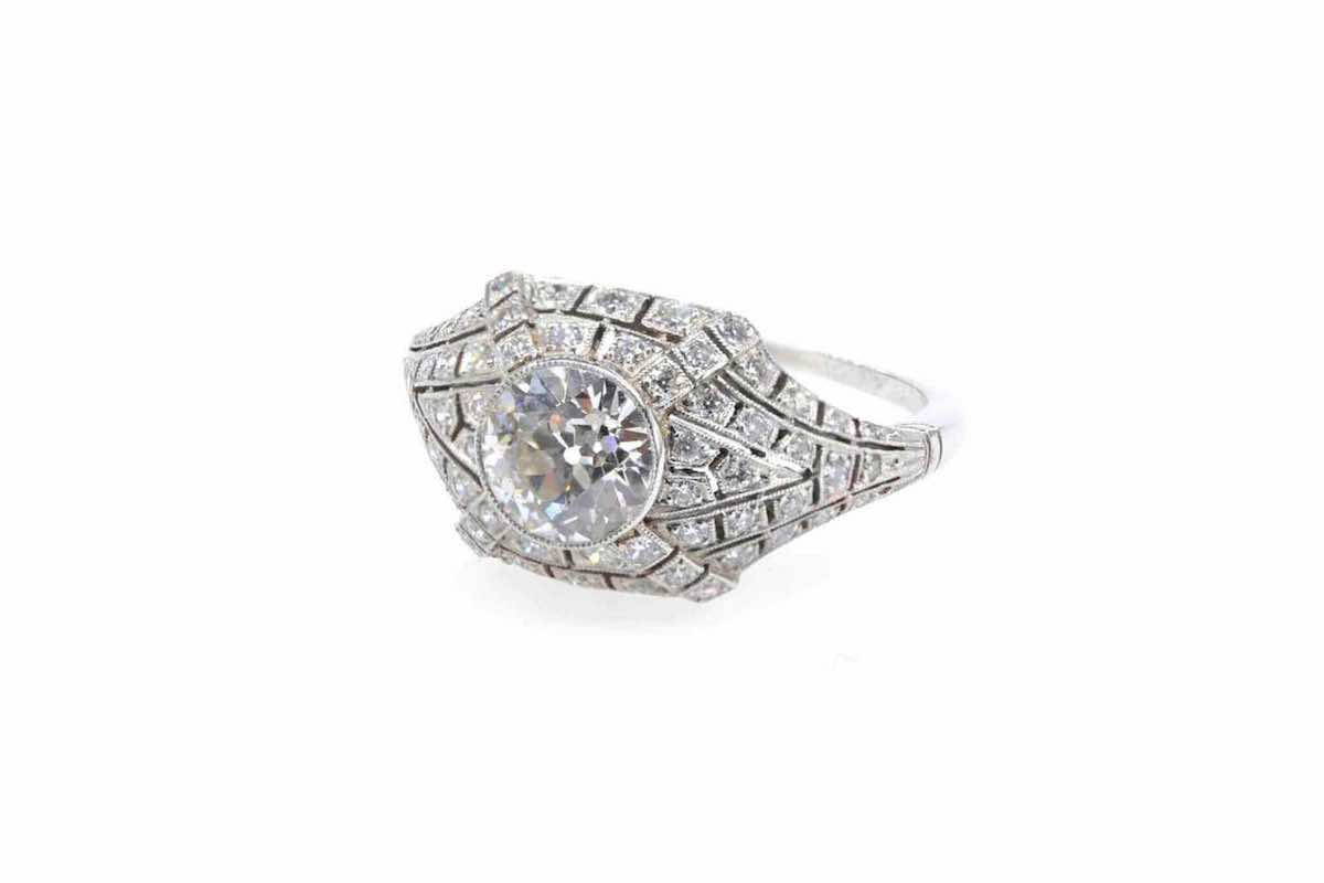 bijoux diamants d'occasion
