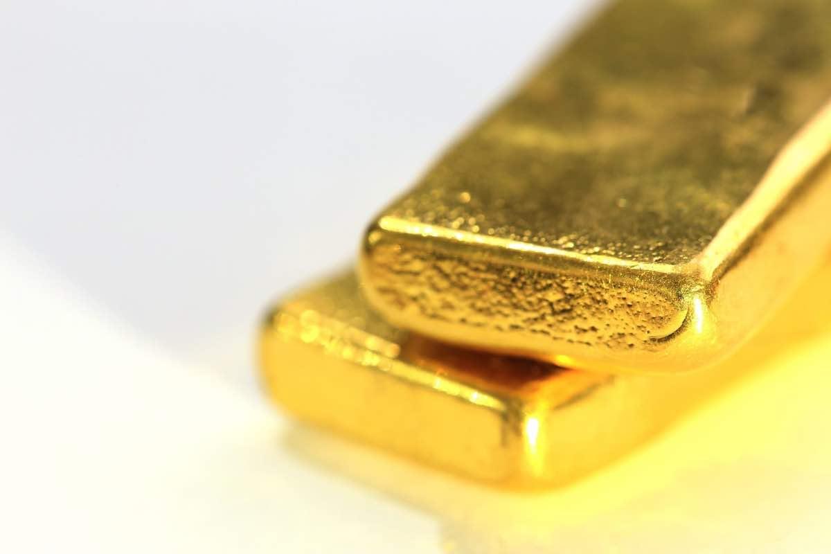 fondre lingots d'or