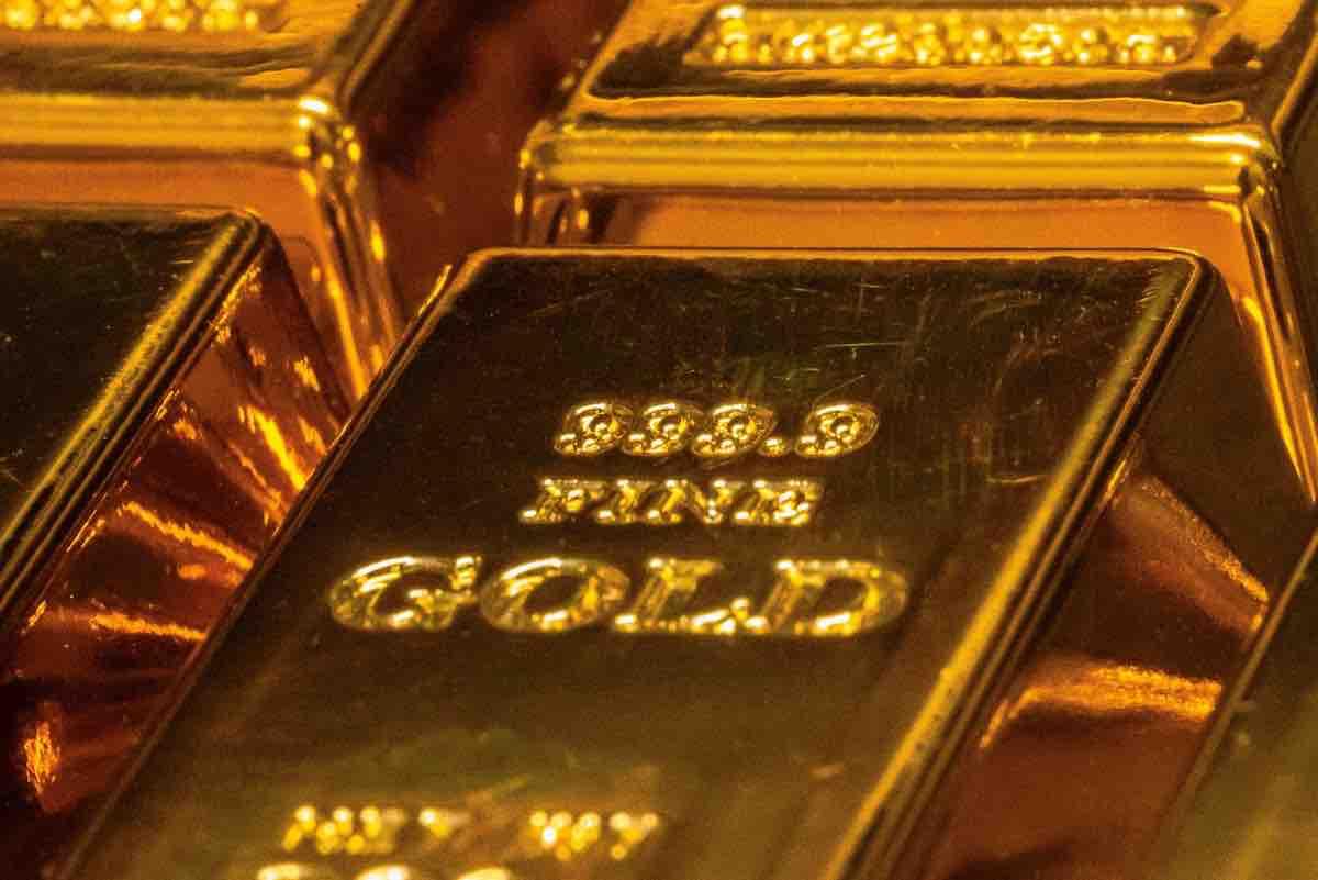 vender lingot en or