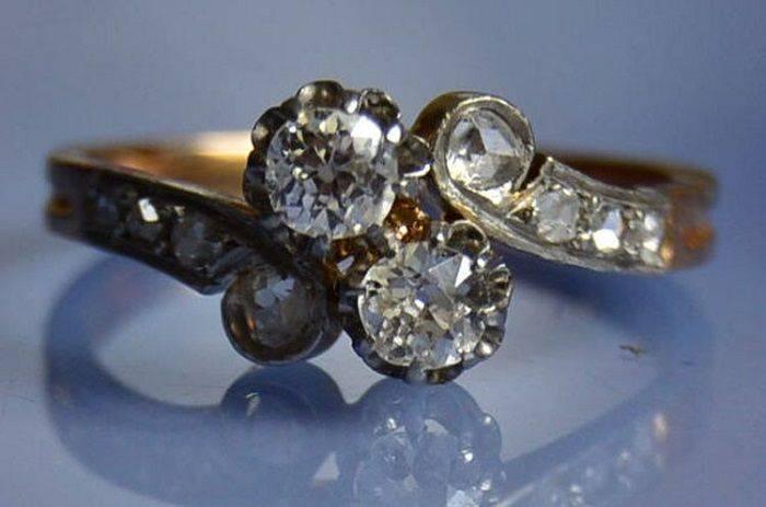Toi et Moi 1920 diamants