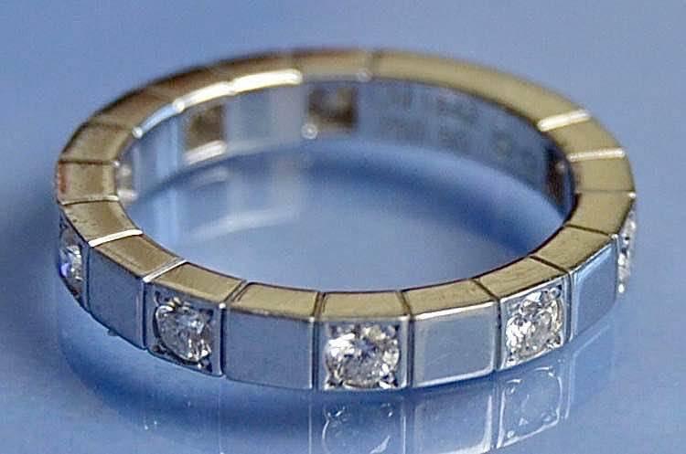 Alliance Cartier diamants