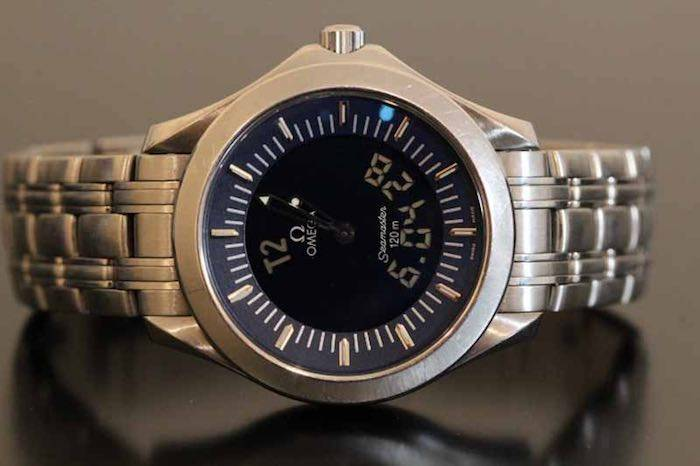Montre Omega Seamaster multifonctions