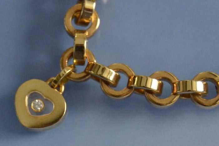 Bracelet signé Chopard